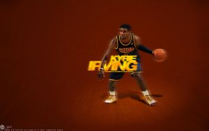 135. Kyrie Irving by J1897