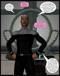 Nexus Vol 1 Issue 6 Page 11 - TrekkieGal by zenx007