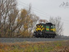 448 301 near Gyor in november, 2012 by morpheus880223
