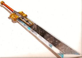 Final Fantasy -Buster Sword by Kenshiro-FDP
