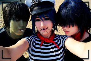 GoRiLLaZ Cosplay 182 Photo by Murdoc-lein