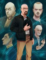 Breaking Bad by Tako-DNA