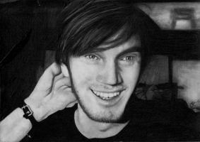 Pewdiepie by Yankeestyle94