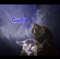 Here Comes Goodbye -Gingerpelt and Rowanshadow -Sp by LadyLirriea