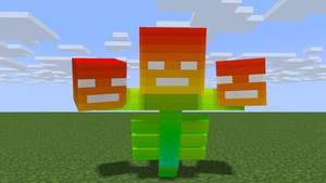 Rainbow Wither by mikequeen123