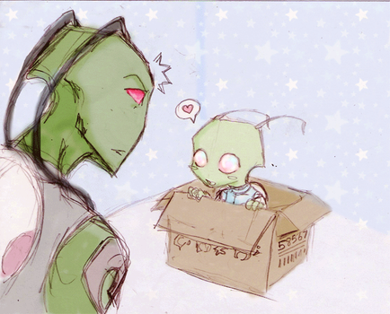 IZ- Meal in a Box by hierophant