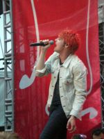 My Chemical Romance live 01 by Ashqtara