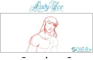 Lady Ice - Sen Rough 04 by LPDisney