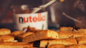 Financiers au Nutella! by ClaraLG