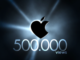 500.000 views by xazac87
