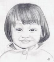Little Girl by Tahireh