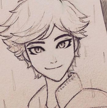 adrien by Comsical