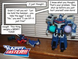 TFA Easter Greetings by LittleBigDave