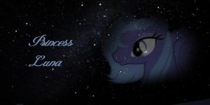 Princess Luna Wallpaper by Invader-Alexis2