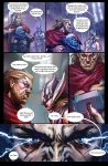 Marvel - Test Pages - 001 by saint-max