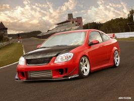 Chevrolet Cobalt by ftuning