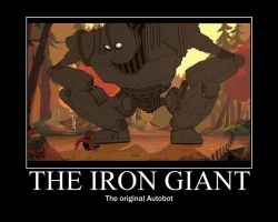 Iron Giant by supergirl2319