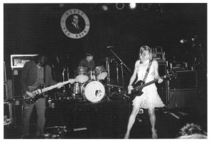 sonic youth black and white 3 by nightswimmer