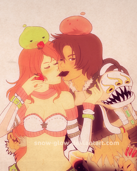 RO: Strawberry and Chocolate by snow-glow