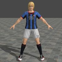 Dead or Alive 5 Ultimate Eliot Sports costume by zareef