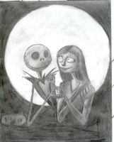 jack and sally by x6kitty6killer6x