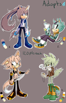 Male Adopt (close) by AgentSkull