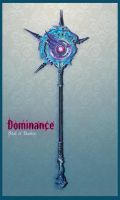 Dominance - Staff of Illusion by Unkn0wnfear