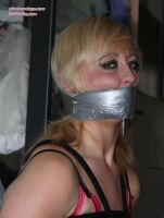... and to be effectively gagged by PhMBond