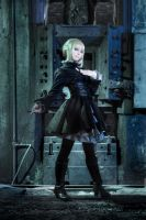 lolita saber alter by Godling-Studio