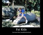 Fat Kids by Axsel