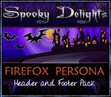 Spooky Delights Persona Pack by SweetSoulSister