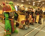 Spacemarines at svscon2015 by ElysianTrooper