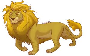 Lionheart lionized by tigon