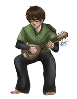 RA: Will Playing the Mandola by omni-time