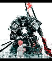 Samurai by deadslug