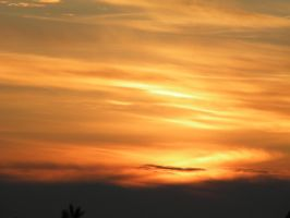 The eye of the sunset by kailor