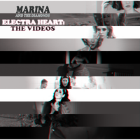 Electra Heart: The Videos (B and W) by ColourCrayon