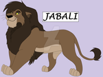 Jabali - Big Softie by Lil-Cheetah
