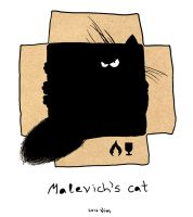Malevich s cat. by Rheann