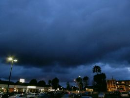 Stormclouds Over San Diego - Apr 2012 by StephenBergstrom