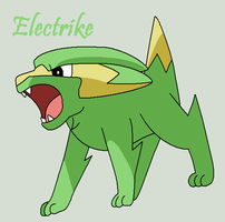 Electrike by Roky320