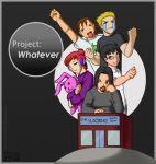 Project: Whatever, the cast by matsunoki