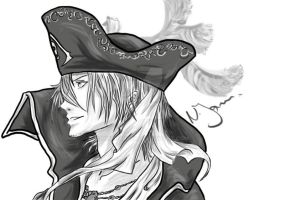 Edward Kenway the Pirate by hiropon056