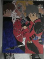 Anime/ Manga design 2009 by GHussain