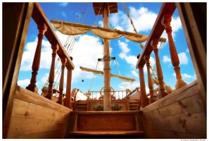Pirate Ship by Slava-Grebenkin