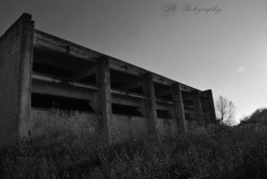 i remained as the last witness of your actions by Lk-Photography