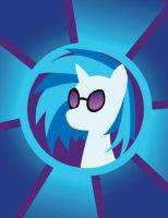 Vinyl Scratch icon by Arnumdrusk