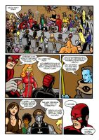 Secret Wars Chapter 11 pg 1 by Kostmeyer