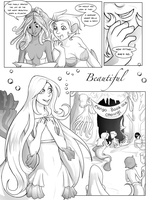 Beautiful Mermaid: Page 1 by AddictionHalfWay