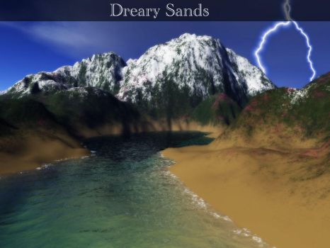 Dreary Sands by wyre